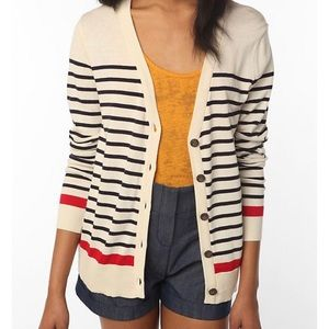 BDG for UO classic cardigan. Small